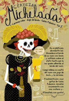 Pati Aguilera's Delicious Illustrations