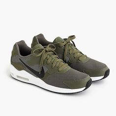 76660a54281 Nike® Air Max Guile in olive   Men sneaker