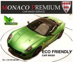 Premium Car Wash in Monaco