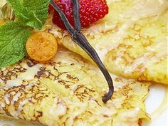 Palačinky Healthy Gourmet, Recipe Please, Great Recipes, Ethnic Recipes, Kitchens