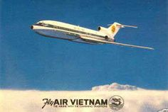 """Wikipedia contributors, """"Air Vietnam,"""" Wikipedia, The Free Encyclopedia, [en.wikipedia.org/...] (accessed March 16, 2013)   imagen : [http://www.air-america.net/airvnair.htm]   #indochine"""