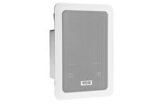 Głośnik sufitowy HQM46SP  http://hqm.pl/p-hqm-46sp   Głośnik sufitowy, prostokątny, 10W - 5W/10W / 70/100V - 90Hz - 20kHz 8Ω /  90dB/1W/1. Głośnik mdwudrożny #audio #sound #speakers #indoor