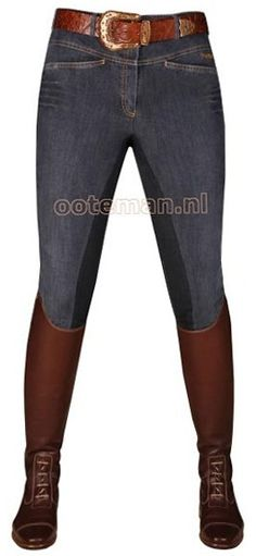 Pikeur Riding Breeches Daphne Jeans - minus the western belt! Equestrian Chic, Equestrian Outfits, Horse Riding Gear, Riding Boots, Horseback Riding Outfits, Equestrian Collections, Clothes Horse, Riding Clothes, Riding Breeches