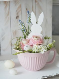 Items similar to spring decoration easter arrangement on etsy spring . - Items similar to spring decoration easter arrangement on etsy Spring decoration Easter - Hoppy Easter, Easter Bunny, Easter Eggs, Bunny Crafts, Easter Crafts, Easter Decor, Spring Crafts, Holiday Crafts, Spring Decoration