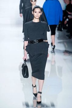 Michael Kors Fall 2013 Ready-to-Wear Runway - Michael Kors Ready-to-Wear Collection - ELLE
