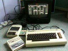Janvier 1981 : Commodore présente le VIC 20 équipé d'un processeur 6502A, de 5 Ko de Ram  vendu 2000Frs