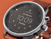 Smartwatch concept by Gábor Balogh