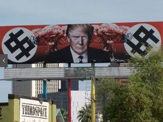 This is a real billboard in Phoenix, Arizona.