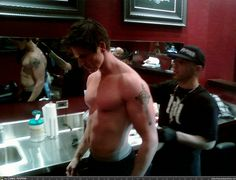 Zack Bagans from Ghost Adventures super cute