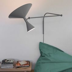 Le Corbusier lamp de Marseille