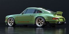 Every Angle of Singer and Williams's Wildly Modified, 500-HP Porsche 911