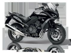 Black CBF1000F from Kestrel Honda