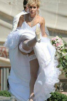 Voyeur Bride accidental