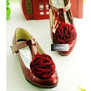 Flower Pageant Girl Girls Dress Wedding Christening Shoes Shoe Boots - Liquiwork
