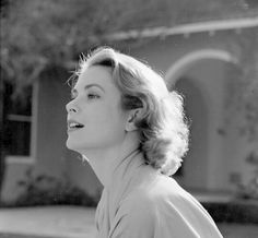 Grace Kelly by Loomis Dean 1954