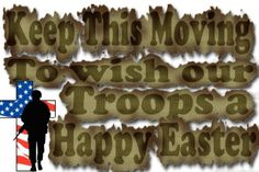 I Love America, Support Our Troops, Happy Easter, Give It To Me, Blessed, Presents, Military, Usmc, Memes