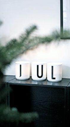 Via Alt for Damerne | Nordic Jul / Christmas | Design Letters