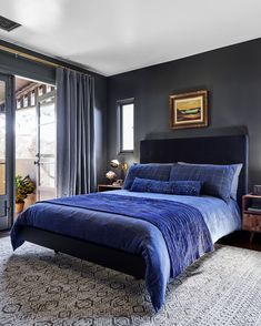 The 15 Best Bedroom Paint Colors That Aren't White – Emily Henderson Green Bedroom Paint, Best Bedroom Paint Colors, Warm Bedroom, Guest Bedroom Decor, Modern Master Bedroom, Master Bedroom Design, Contemporary Bedroom, Bedroom Ideas, Bedroom Designs