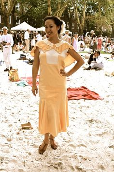 Inspiration from NYC's Jazz Age Lawn Party + our GATSBY Editorial | Style Girl Jess James