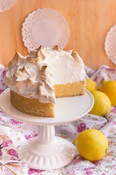 La receta perfecta de Lemon Pie Meringue. Cómo hacer un merengue perfecto sin que se baje. Descubre todos los secretos... Entra y descúbrelo!