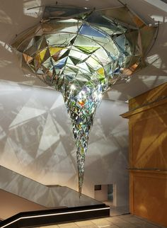 View the full picture gallery of Lenbachhaus Museum Wassily Kandinsky, Licht Box, Olafur Eliasson, Light Installation, Land Art, Art Plastique, Light Art, Glass Design, Amazing Art