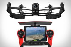 Parrot Bebop Drone. keep this in your vehicle emergency kit, look for trouble on the road ahead, around corners