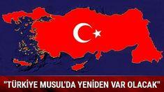 Τούρκος Πρέσβης στη Βαγδάτη: «Η Τουρκία θα επεκταθεί και πάλι στη Μοσούλη» – Προκλητικός χάρτης με Δυτική Θράκη, Κρήτη και Δωδ/νησα