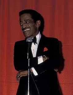 What couldn't Sammy Davis do? Sing, Dance, Act!