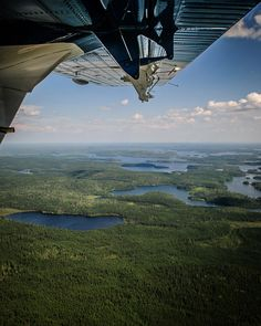 3. It isn't flat. | Saskatchewan isn't just prairies. The majority of the province sits on the Canadian Shield, which stretches from the Great Lakes to the Arctic Ocean. The thick bedrock is covered in boreal forest and lakes. | Nine Things I Learned About Saskatchewan by Jeff Bartlett