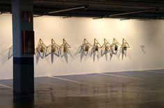 """""""Talk about"""" Carlos Miranda. Exposición """"El rumor de la montaña"""" Sala Cruzcampo #Málaga  #arte #artecontemporáneo #contemporaryart #exposiciones #Arterecord 2015 https://twitter.com/arterecord"""