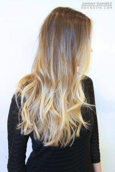 hair color by johnny ramirez