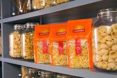 Pasta Ligrano — The Dieline - Branding & Packaging Design