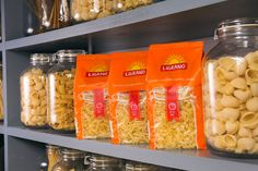 Pasta Ligrano — The Dieline - Branding & Packaging