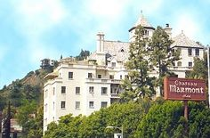 Chateau Marmont - our planned 5-year anniversary destination
