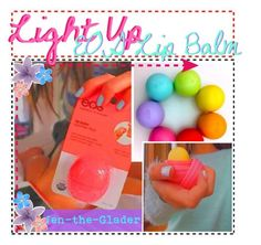 """""""How to make :: Light Up Eos Lip Balm"""" by jen-the-glader ❤ liked on Polyvore"""