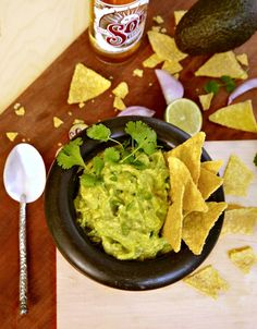 Guacamole, Pesto, Mexican, Beer, Ethnic Recipes, Food, Root Beer, Ale, Essen