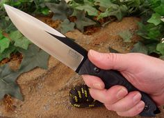 05-12. In production now. Bark River S-T-S-5 knife. AWESOME knife. Check it out on edcforums.com