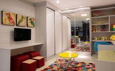 Dormitórios - Coleção   Evviva Bertolini - Ambientes Personalizados