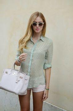 Style Inspiration - Fashion Bloggers Edition The Blonde Salad Chiara Ferragni