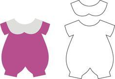 Tessuti e lana per giocattoli, bambole Tild, ecc. Distintivos Baby Shower, Baby Shower Crafts, Baby Crafts, Baby Shower Parties, Felt Crafts, Baby Shawer, Baby Kids, Moldes Para Baby Shower, Baby Shower Invitaciones