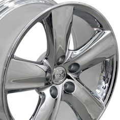 18-inch Fits Lexus – LS460 Aftermarket Wheels – Chrome 18×8 – Set of 4 Aftermarket Wheels, Cars And Motorcycles, Chrome, Fitness, Products, Gadget
