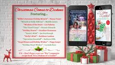 Our Town Book Reviews: Christmas Comes to Dickens Children Of Divorced Parents, Everything Has Change, Old Flame, Good To See You, Tea Stains, Book Signing, Holiday Wishes, Call Her, Christmas Holidays