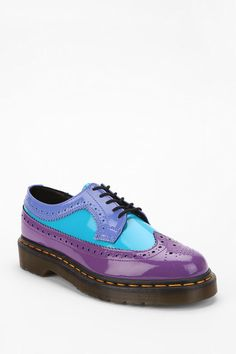 Dr. Martens 3989 Colorblock Brogue Oxford  #UrbanOutfitters