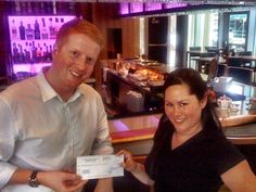 Barefoot Wines raises $5000 for Beauty Night Society through #barefoot4cause