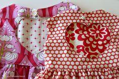luvinthemommyhood: the sweetheart dress tutorial