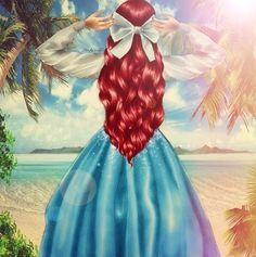 Ariel by Kristina Webb @☀Rae Of Sunshine☀