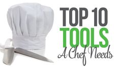 The top tools every home cook needs. Here's how to stock your kitchen.