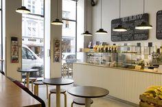 Diseño y Arquitectura Gastronomica | www.arqueprima.com.ar 42Raw Copenhagen interior