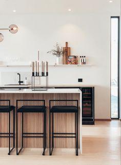 Kitchen Island Oak, My House, Buffet, Cabinet, Storage, Interior, Table, Room, Furniture