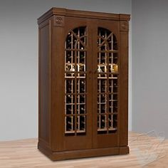 Vinotheque Victoria 300 Wine Cabinet with N'FINITY Cooling Unit at Wine Enthusiast - $7919.00